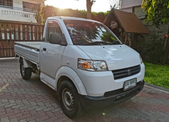 รถปิคอัพตอนเดียว Suzuki